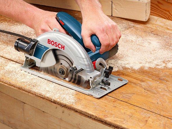 Bosch GKS 190 Pendelschutzhaube Replacement