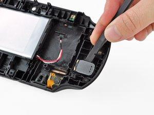 Remplacement des haut-parleurs de la PlayStation Vita