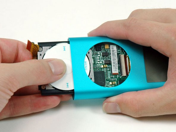 iPod Mini Click Wheel Replacement