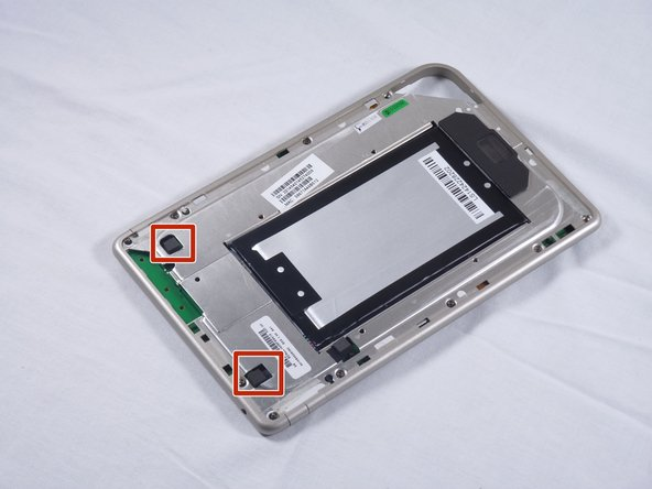 Nook Tablet Midframe Replacement