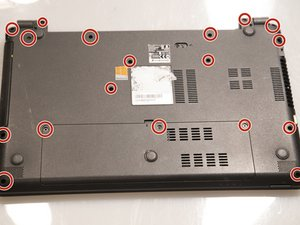 Touchpad Assembly
