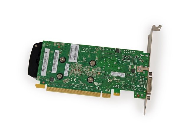 Users can install their own PCIe graphics card, or configure their Z820 with one of several different AMD or Nvidia cards.