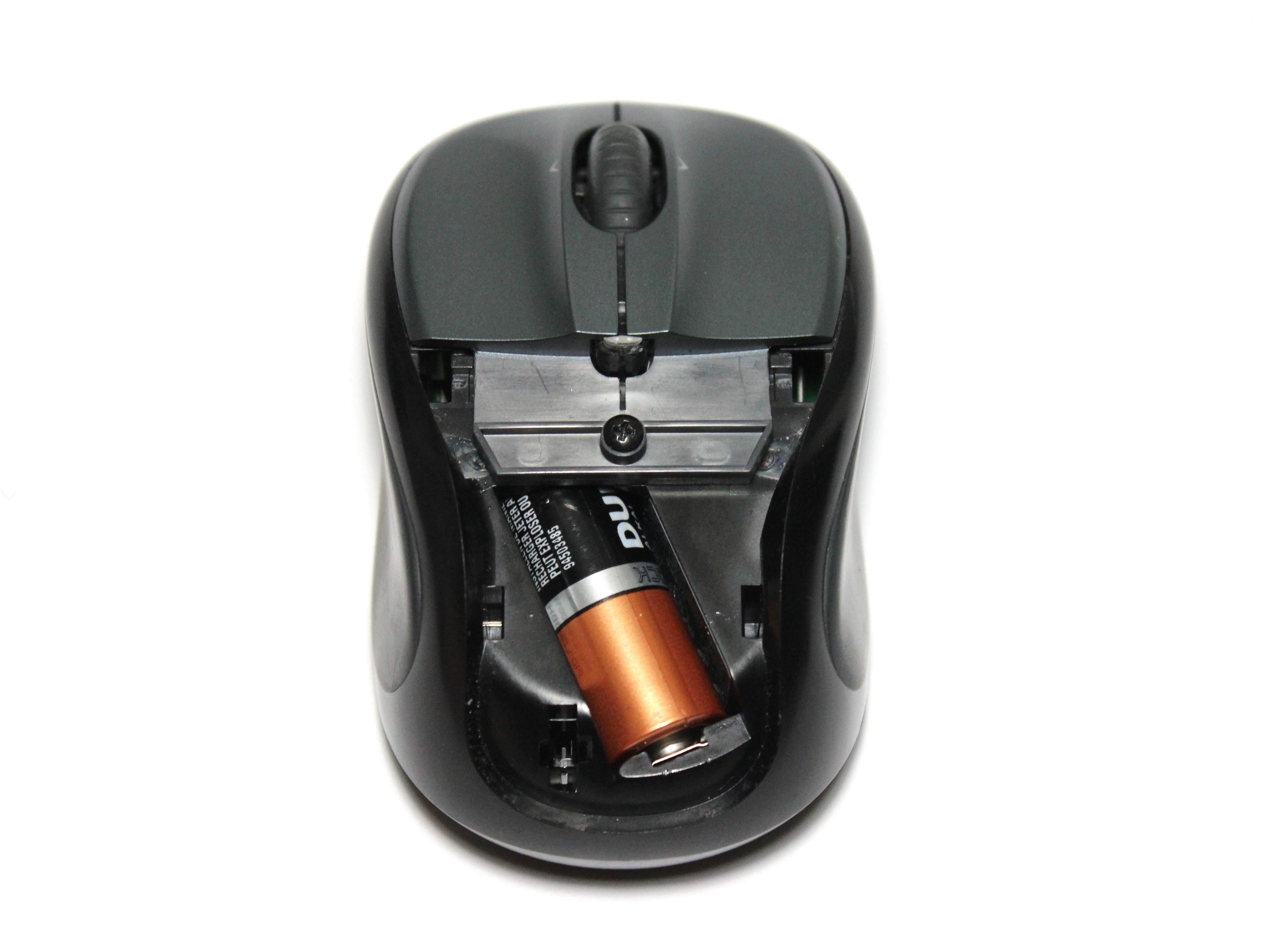 Logitech V220 - Cordless Optical Mouse Battery Replacement - iFixit Repair  Guide