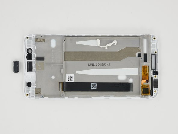 Image 1/1: Display assemblies like this (fused display and midframe assembly) make for pricy replacement parts. This component is also the last out, while it's the most in danger of failing from simple falls etc.