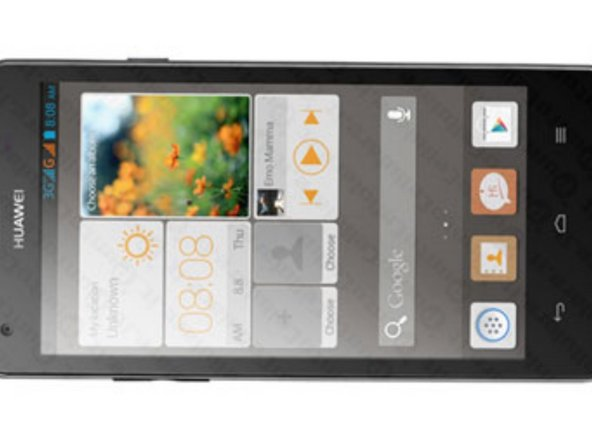 Huawei ascend G700 Touchscreen Display Replacement