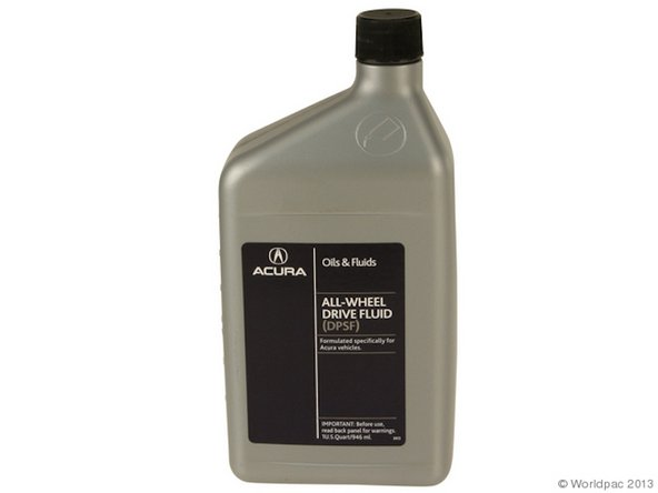 Acura All-Wheel Drive Fluid (DPSF) Main Image