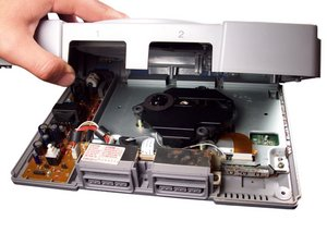 PlayStation Case Disassembly