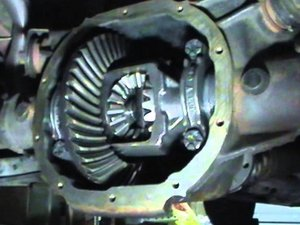 Rear Differential Fluid