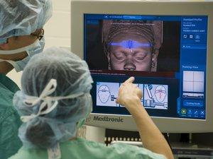 Surgical Display Repair