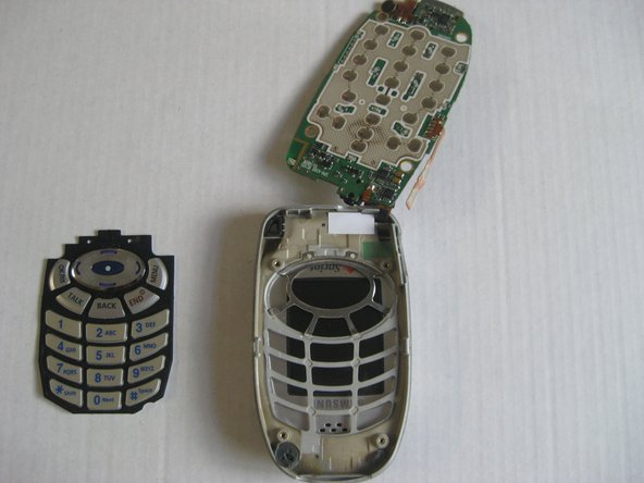 Samsung SPH-A500 Keypad Replacement