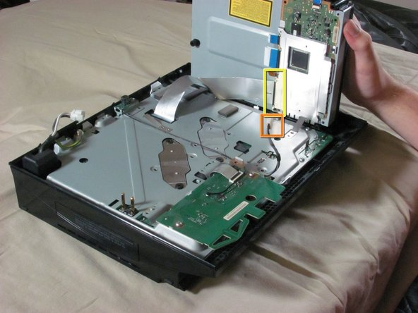 Playstation 3 Motherboard Enclosure Replacement