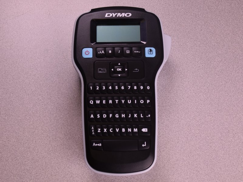 Dymo LabelManager160 Troubleshooting - iFixit