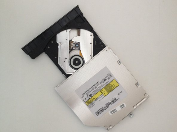 Dell Inspiron n5110 - DVD drive Replacement