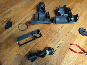 STB-101 Miele Turbo Mini TurboBrush Disassembly and Cleaning