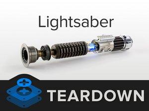 Lightsaber Teardown