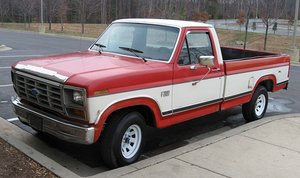1980-1986 Ford F-Series Repair