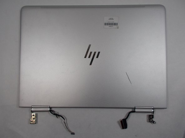 HP Spectrex360 13-ac023dx Display Replacement
