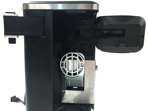 Ninja Coffee Bar® Single-Serve System Drip Stop Toggle and Brew Basket Replacement
