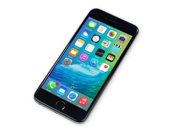 iphone 6s troubleshooting ifixit. Black Bedroom Furniture Sets. Home Design Ideas