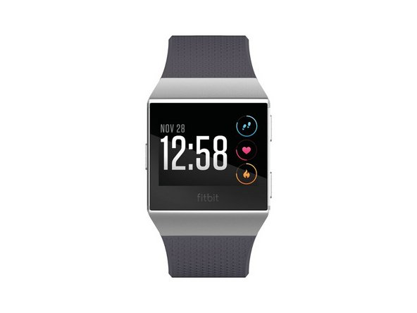 How to force restart your Fitbit Ionic