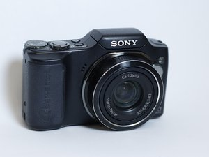Sony Cyber-shot DSC-H20 Repair