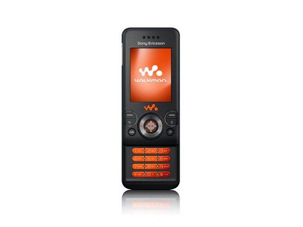 sony ericsson w580i repair ifixit rh ifixit com Sony Ericsson W810i Sony Ericsson Walkman W580i