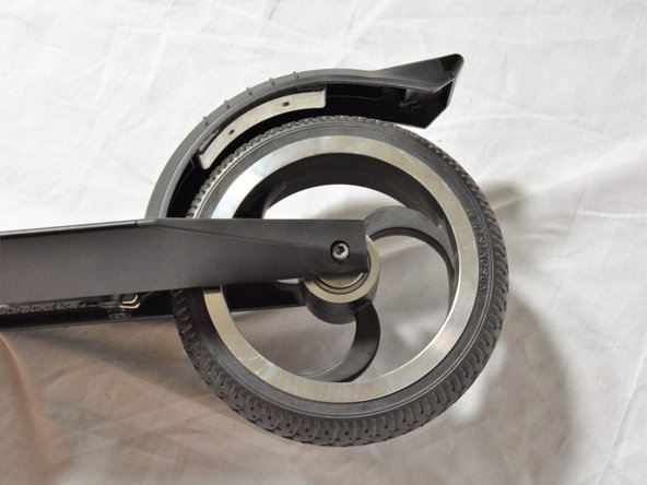 Hover-1 Folding E-Scooter Rear Wheel Replacement