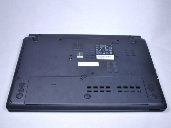 Acer Aspire E1-510P-4637 Hard Drive Replacement