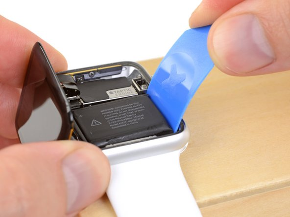 Apple Watch Battery Replacement Ifixit Repair Guide