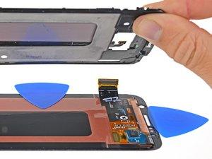 Samsung Galaxy S6のスクリーンの交換