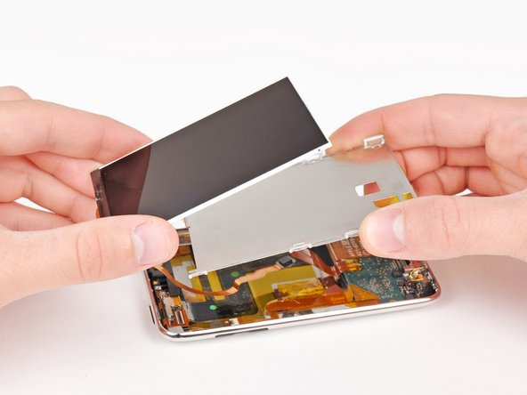 iPod Touch 3rd Generation Display Replacement
