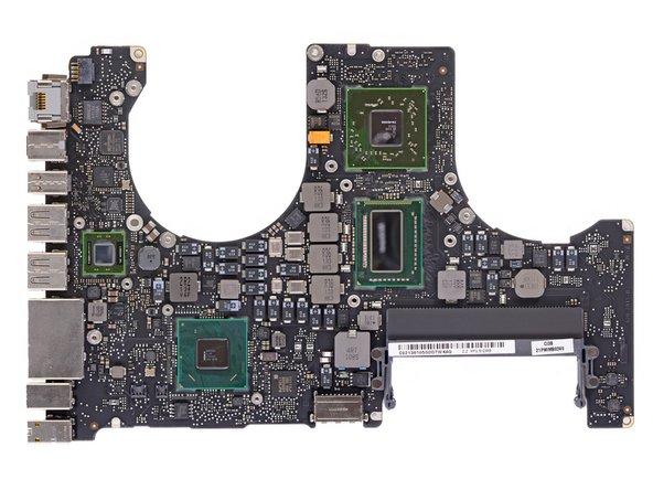 Processors in the Apple MacBook Pro