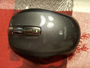 Logitech Anywhere Mouse MX Full Disassembly