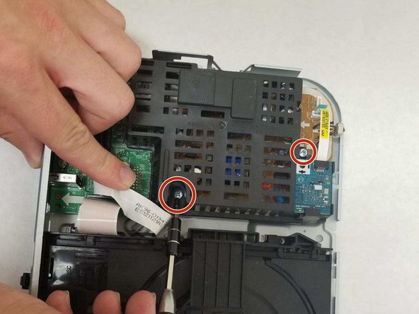 Samsung BD-E5400 Power Cord Replacement