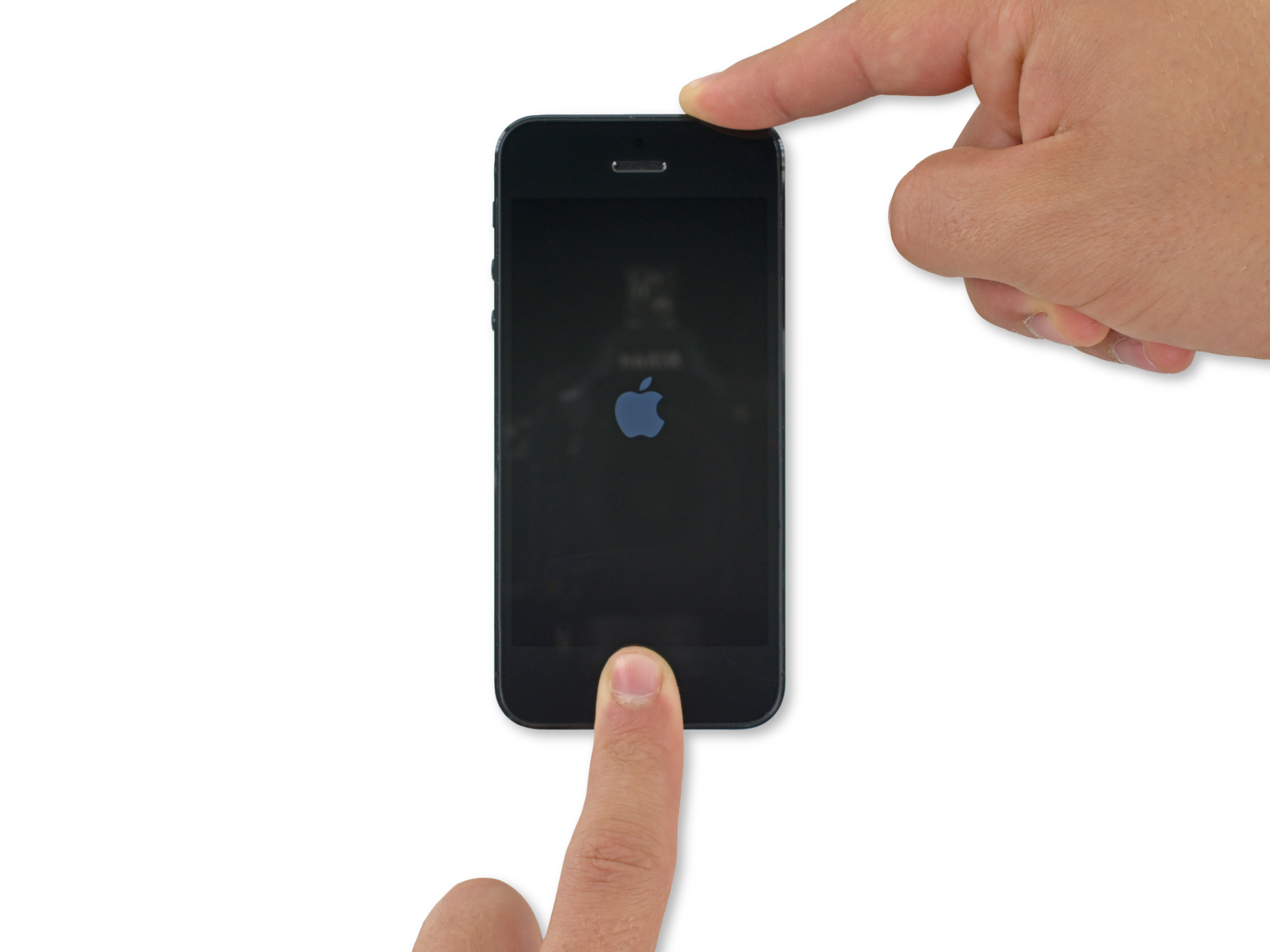 iphone 5s not turning on how to restart an iphone 5s ifixit repair guide 17486