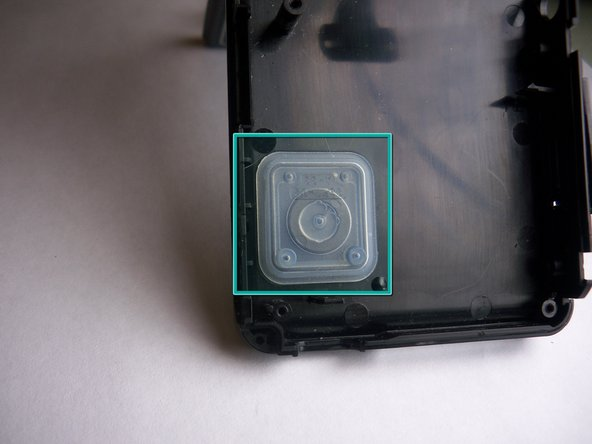 Jazz HDV178 Camcorder Power Button Replacement