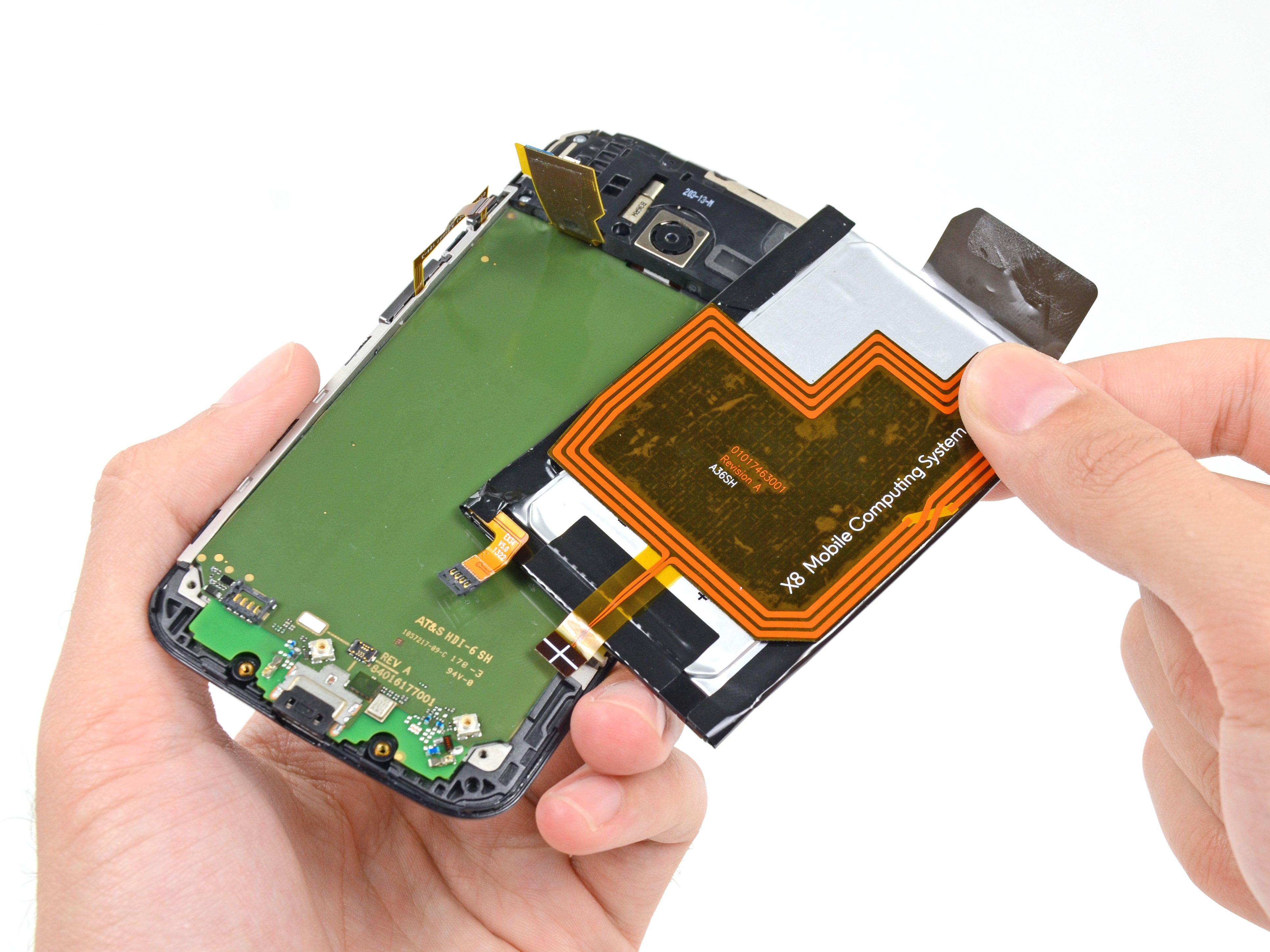 Motorola Moto X Battery Replacement - iFixit Repair Guide