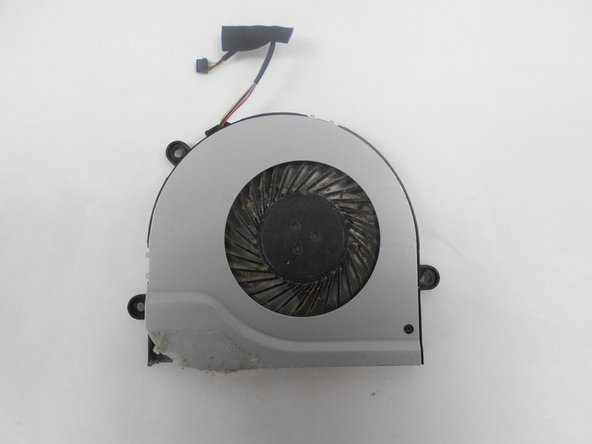 Lenovo IdeaPad S210 Touch Cooling Fan Replacement