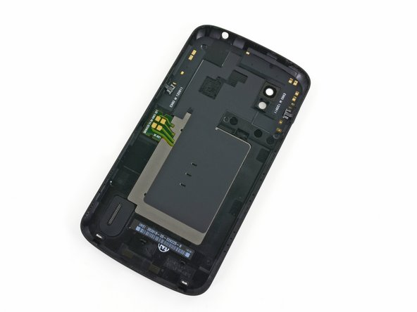 Nexus 4 Back Cover Replacement