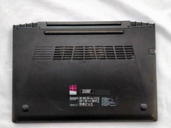 Lenovo Laptop Fan Replacement