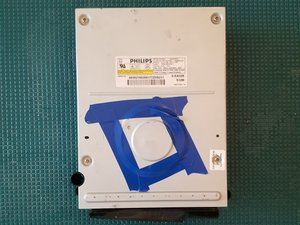 Xbox Philips DVD Drive Disassembly