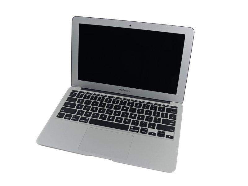 MacBook Air Repair - iFixit
