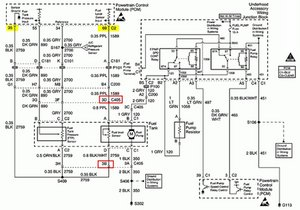 Wiring diagram 2000 grand prix - 1997-2003 Pontiac Grand ... on