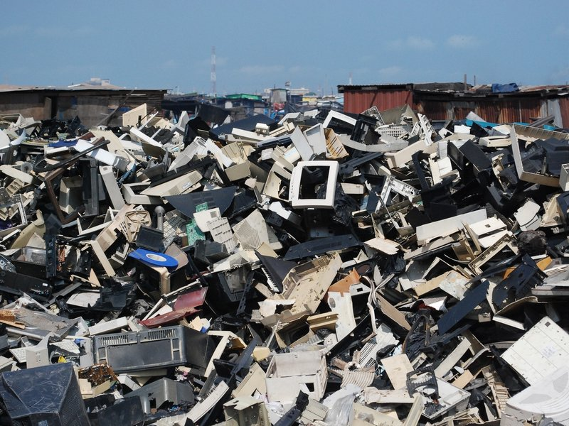 E Waste Recycling Ifixit