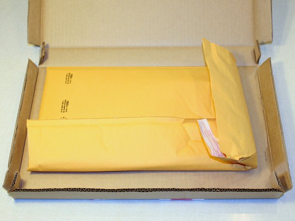 Image 2/3: It  was shipped from Burnaby, British Columbia on the other side of Canada and arrived in three days.