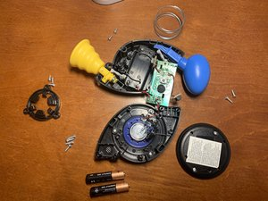 Hasbro Bop-It Micro Series Teardown