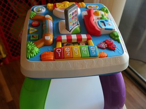 Fisher Price Laugh and Learn Around the Town