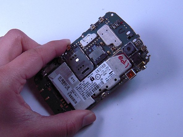 Blackberry Curve 8310 Motherboard Replacement