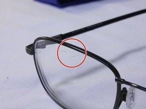 Eyeglass Repair Kit For Scratches : How to Repair Scratched Eyeglass Lenses - iFixit