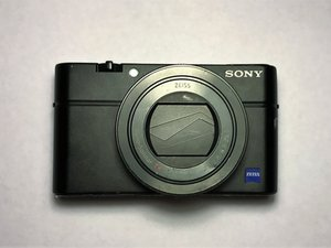 Sony DSC-RX100MA Model IV Repair